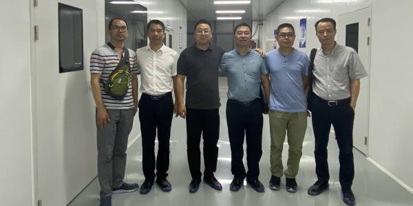 快讯| 和远气体(SZ.002971)董事长杨涛先生等一行来访奥趋光电