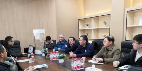 动态  | 北京人工晶体研究院有限公司董事长李勇、黄存新副院长等领导一行来访奥趋光电